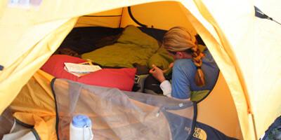 Alaska Camping Gear