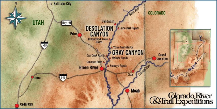 Grand Canyon Rafting Trip Green River Rafting Colorado River Alaska