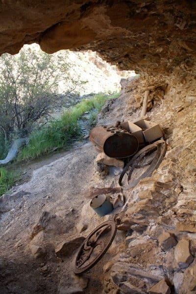 Desoaltion Canyon Bootleg Camp