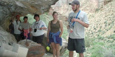 Off-River Hiking Desolation Canyon