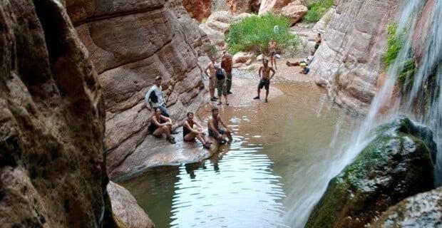 Elves Chasm Pool