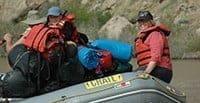 Desolation Canyon Family Rafting