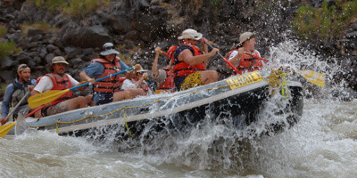 Paddle Raft – Grand Canyon