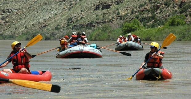 Rafting for Everyoone