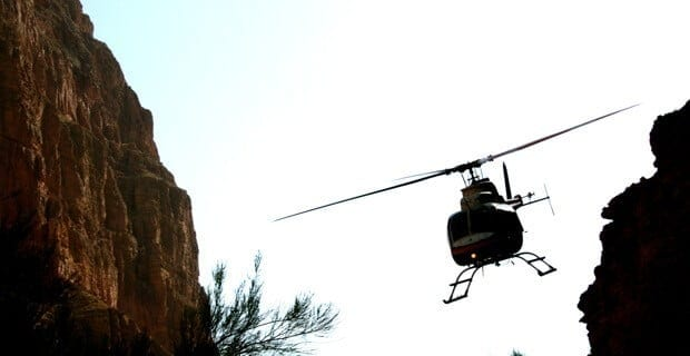 Helicopter Transportation