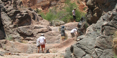 Westwater Offitrail Hiking