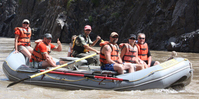 Westwater River Raft