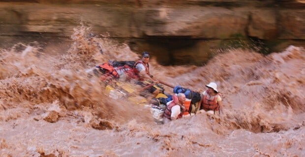 Grand Canyon Whitewater Rafting