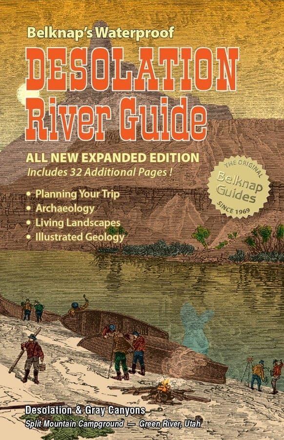 Desolation Canyon River Guide