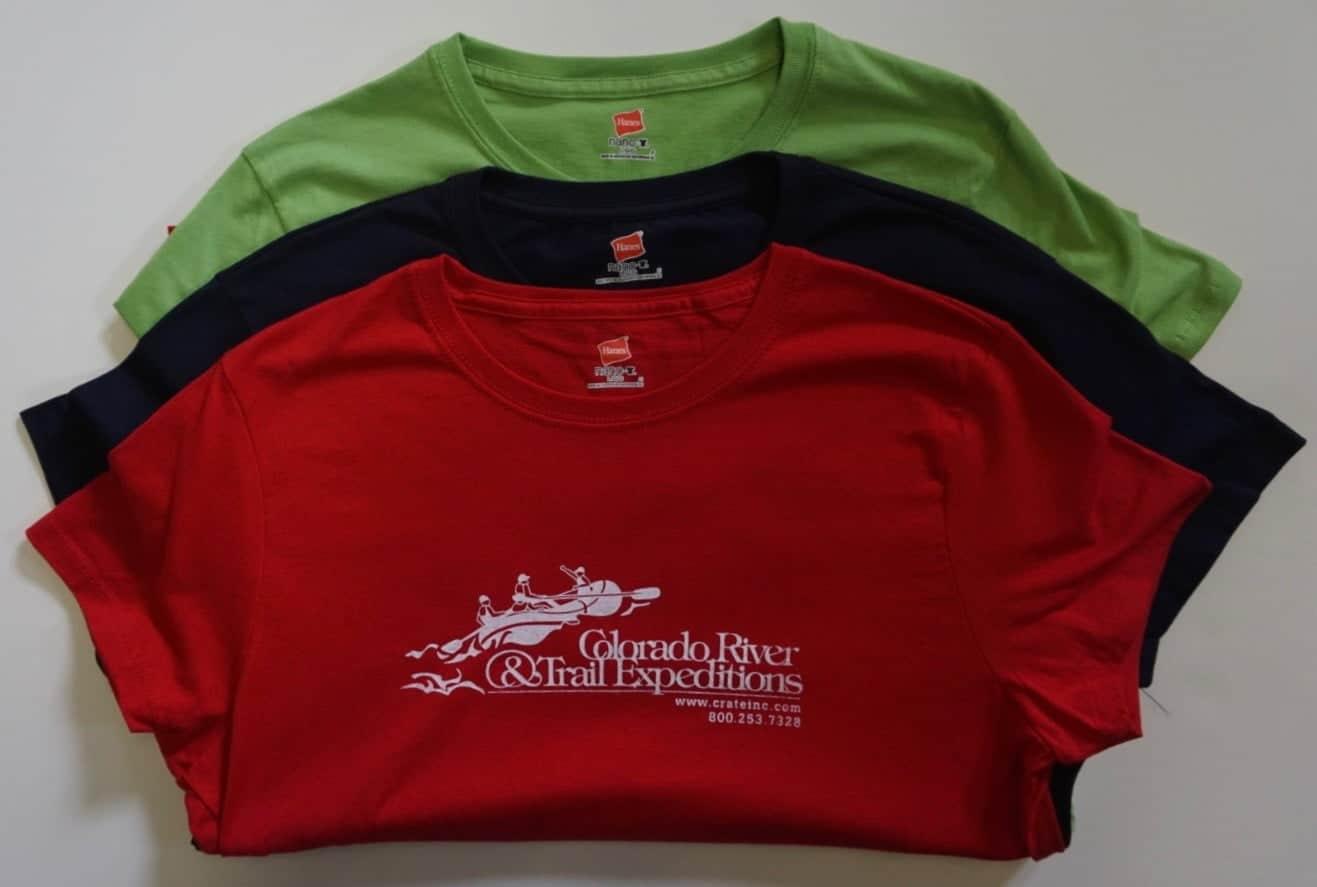 CRATE Classic Logo T-Shirt Women's