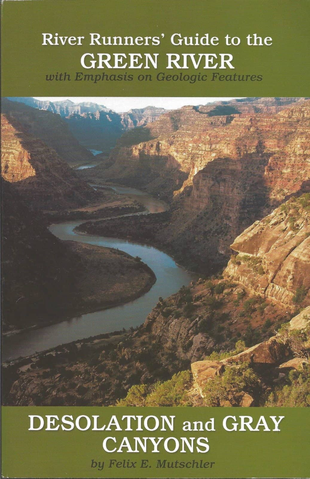 River Runners Guide to the Green River