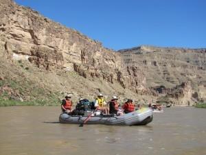 Green River Float