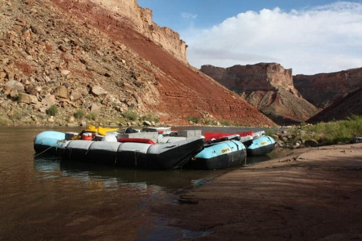 motorized rafts