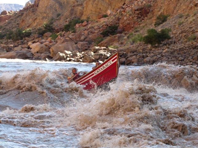 Colorado River whitewater