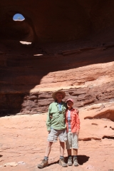 Hiking in Canyonlands