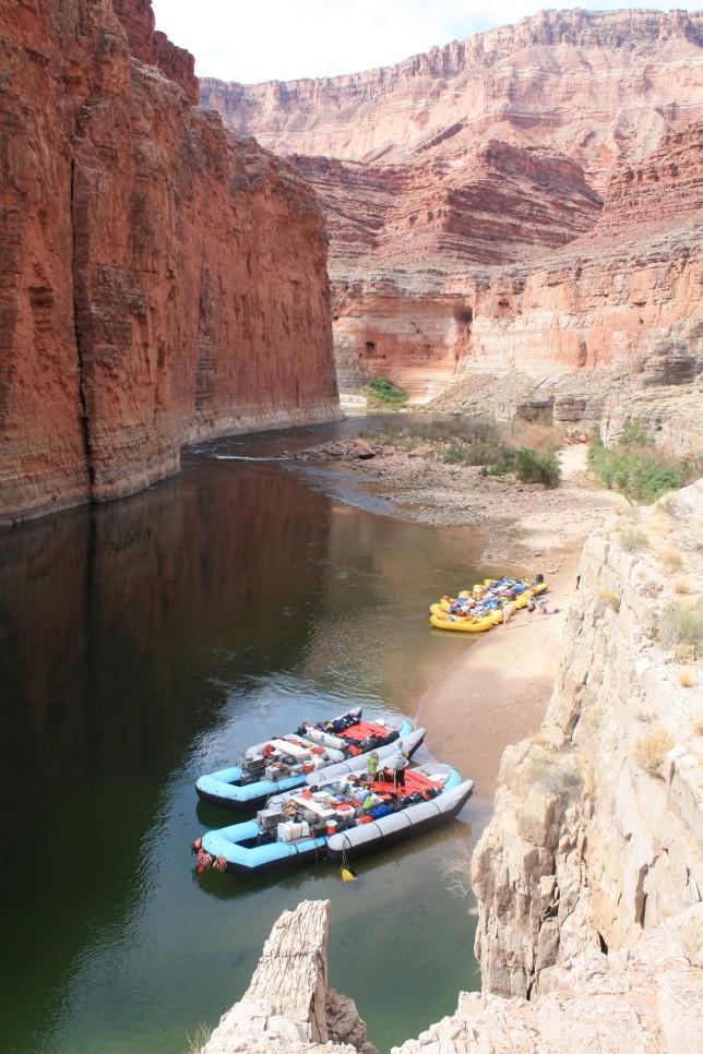 Motorized Raft