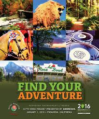 Find Your Adventure flyer