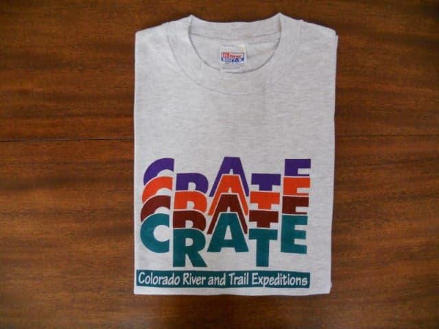 CRATE Retro T-Shirt