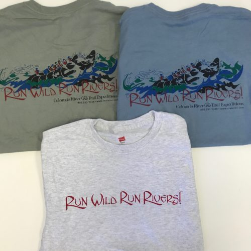 Run Wild Run Rivers T-Shirt