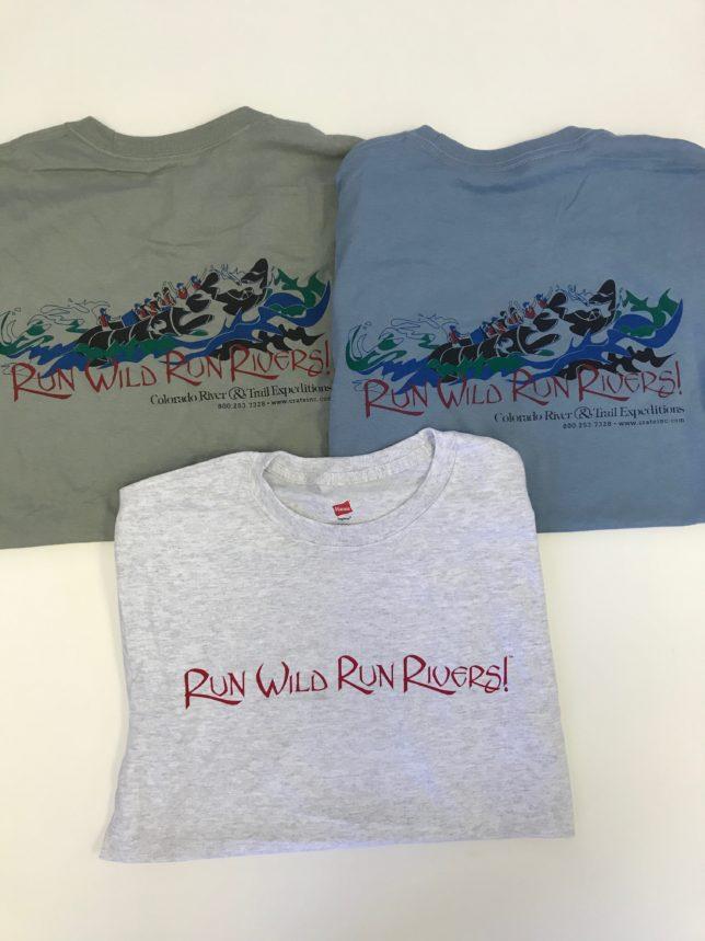 Run Wild Run Rivers T-Shirt